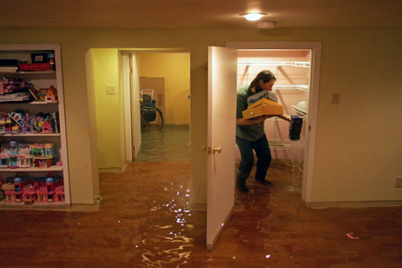 Flood or Water Damage